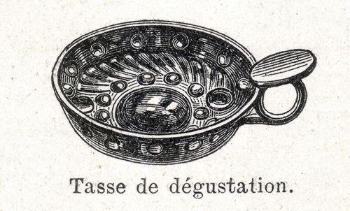 taça de degustação taste vin tasse de dégustation