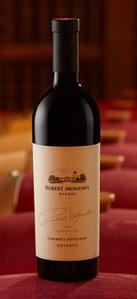 cabernet sauvignon reserve Robert Mondavi