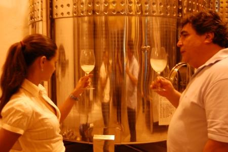 cantina vinícola Geisse Chardonnay