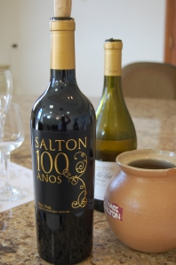 edição limitada 100 anos Salton