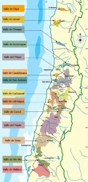 mapa-regiões-vinícolas-chile