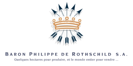 Baron-Philippe-Rothschild-logo-símbolo-família