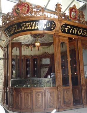 Lopez-de-Herediz-estande-degustação