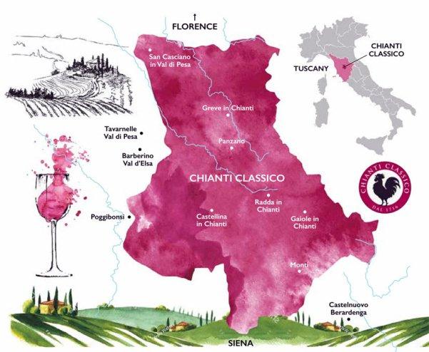map-of-chianti-classico
